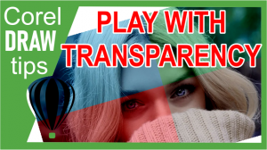 Play with Transparency