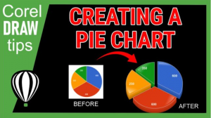 Creating Pie Charts in CorelDraw