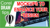 Mockups to enhance your design