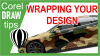 Wrapping your design on a Tesla